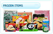 Frozen items