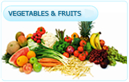 vegetable & fruits