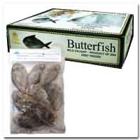 Butter Fish Bag or Box 5lb